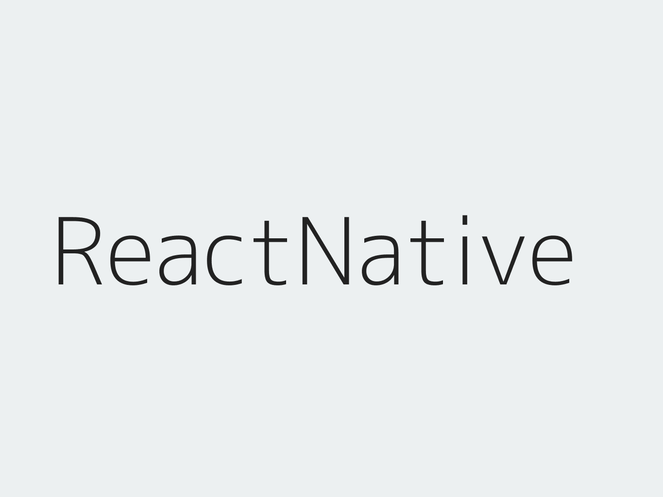 Hacker News App with React Native